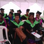 Graduation ceremony of our students